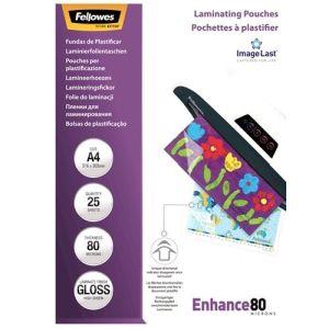 Fellowes lamineerhoes A4 80 micron (25)