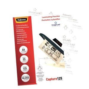 Fellowes lamineerhoezen A4 125 micron (25)
