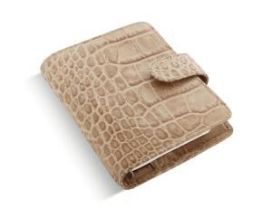 Filofax Pocket organiser Classic Croc