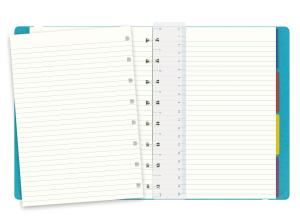 Filofax A5 notebook Notes gelijnd