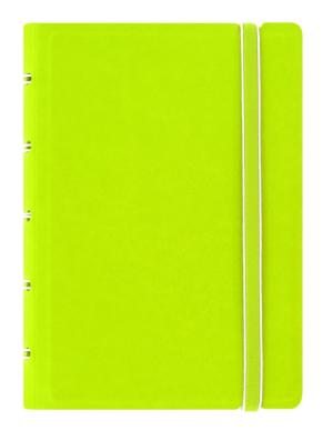 Filofax notitieboek pocket Notes gelijnd groen Pear