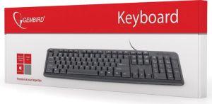 Gembird standaard toetsenbord AZERTY