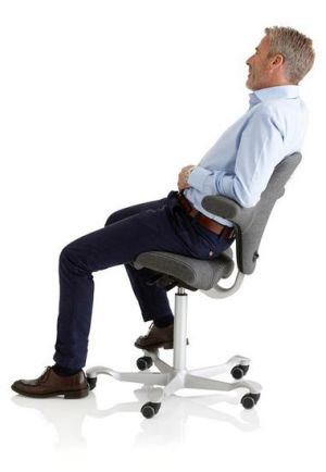 Ergonomische bureaustoel hag capisco 8106