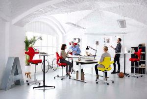 Hag capisco ergonomische bureaustoel