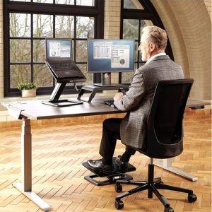 Laptopstandaard-Hana-Fellowes-Ergonomieopkantoor-laptophouder5