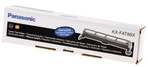 Panasonic toner KX-FAT88X voor  KX-FL 40