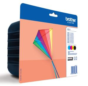 Brother inkt cartridge LC-223VALBP Value