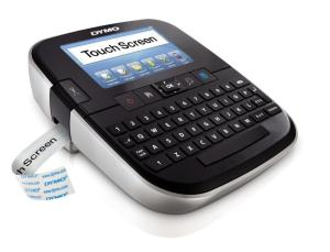 Dymo Touch Screen LabelManager 500TS voo
