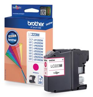 brother lc-223 magenta inkt