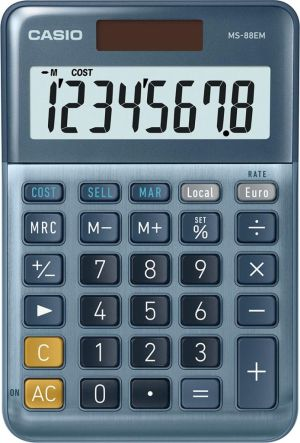 Casio Bureaurekenmachine MS-88EM
