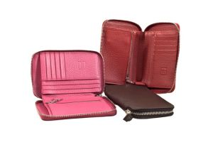 Portefeuille Medium zipper wallet R. Horn's Wien