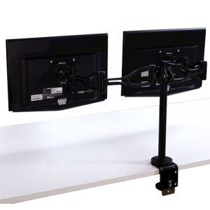 Monitorarm dubbel screen