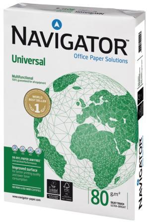 Navigator papier Universal 80g A4 -pak 5