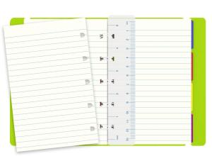 Notebook Filofax Groen 115014