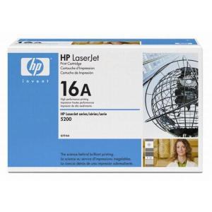 HP toner Q7516A, zwart, 12.000 pag