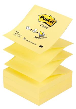 Post-it Z-Notes ft 76 x 76 mm