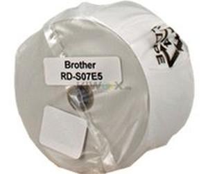 Brother thermisch papieren label
