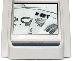 Safescan valsgelddetector 235, met infrarood valsgelddetectie