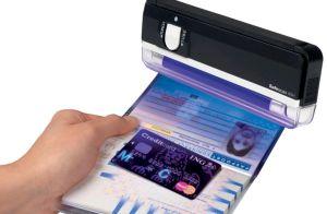 Safescan valsgelddetector 40H, met UV valsgelddetectie
