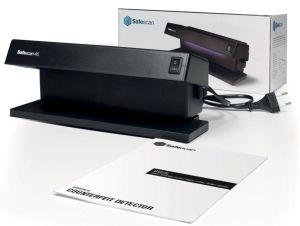 Safescan valsgelddetector 45, met UV valsgelddetectie