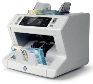 Safescan biljettelmachine 2660S, met 6-voudige valsgelddetectie