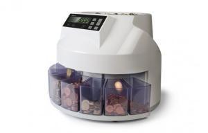 Safescan 1250 muntenteller munten sorteren