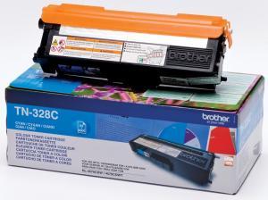 Brother toner TN-328C voor HL4570CDW, cy