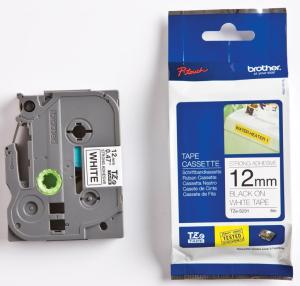 Brother P-Touch tape TZE-S231 - 12mm Bla