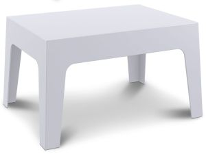 Tafel Box 70 x 50 x 44 lichtgrijs