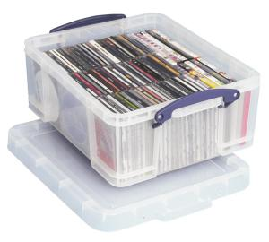Really Useful Boxes opbergdoos CD,DVD of