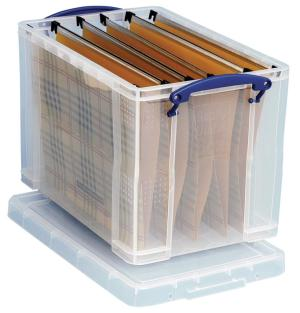 Really Useful Boxes opbergdoos 19 liter,