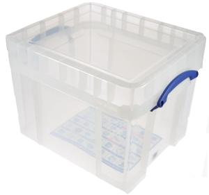 Really Useful Boxes boîte 35 l XL,transp