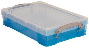 RUB transparante opbergdoos 4 liter, bla