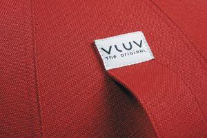 Vluv Leiv zitbal Ruby red 75cm