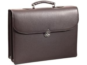 Aktetas R. Horn's Wien 2-compartment men's briefcase