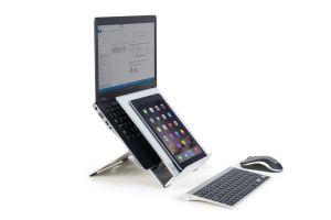 laptophouder Q260 bakker elkhuizen tablethouder