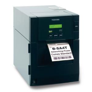 Toshiba B-SA4 printer metal case