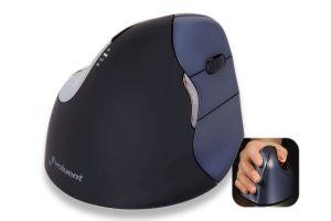 Verticale ergonomische muis