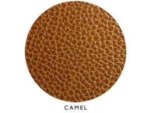 Creditcard etui Horn camel
