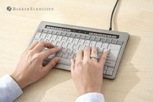 Bakker Elkhuizen keyboard S-board 840 Design sfeerfoto