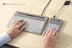 Bakker Elkhuizen keyboard S-board 840 Design Numeric USB sfeerfoto