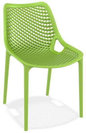 Kantinestoel / terrasstoel Air groen