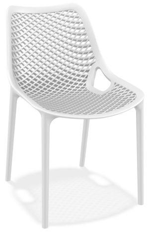 Kantinestoel / terrasstoel Air wit