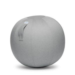 Vluv Leiv zitbal Silver Grey 65cm