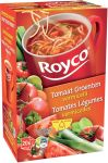 Royco Minute Soup tomaat groenten vermic
