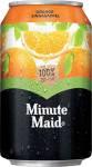 Minute Maid Orange vruchtensap, blik van