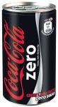 Coca-Cola Zero frisdrank, blikje van 15