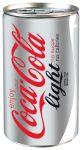 Coca-Cola Light frisdrank, blikje van 15