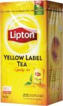 Lipton thee, Yellow Label, Squeezable, d