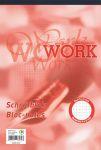 Work schrijfblok, ft A4, 70 g/m², 100 ve